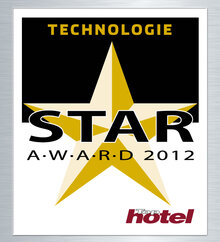 Technologie TopHotel STAR AWARD
